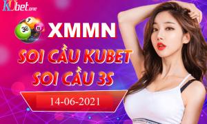 Soi cầu XSMN ngày 14/06/2021